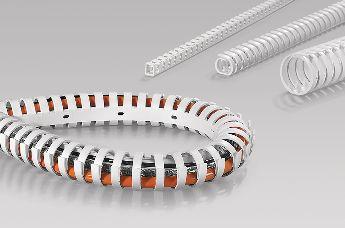 Toppen Kabelskyddsslangar: kabelstrumpa, spiralslang, pvc slang DH-19