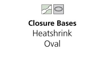 Closure Installation Oval Port heatshrink